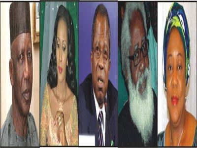 Buhari Sacks  Bianca, Tafida  ,Maduekwe, Farounbi, other Ambassador