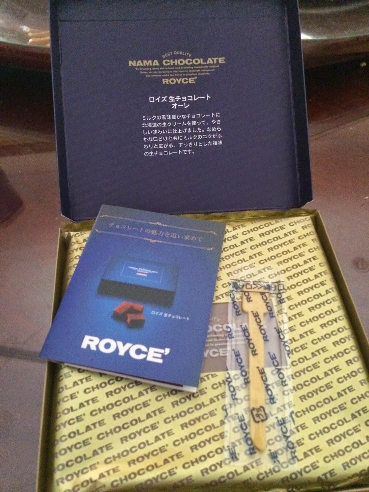 Royce Chocolates - Chatswood - Chew Your Chow