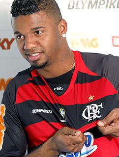 Goleiro Felipe do Flamengo