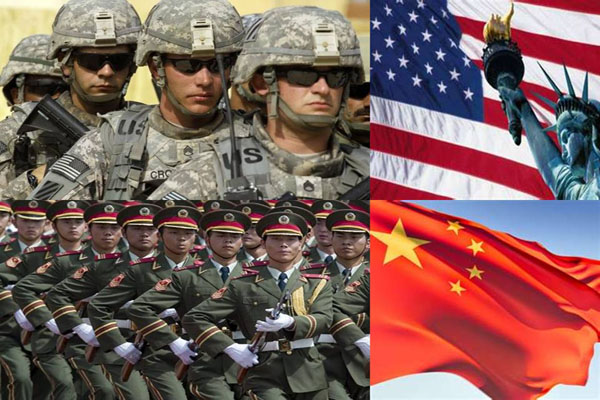 America Plans Unprovoked Nuclear Attack on China