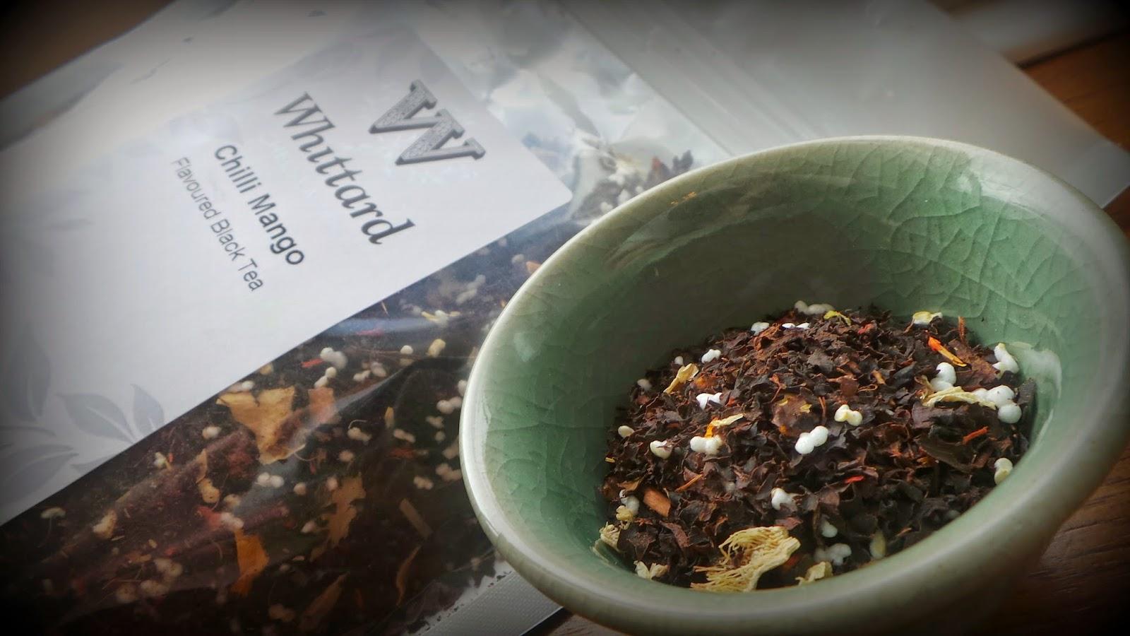 fruity spiced tea