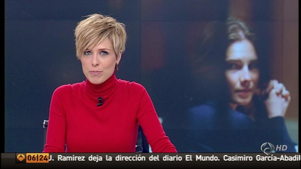 MARIA JOSE SAEZ, LAS NOTICIAS DE LA MAÑANA (31.01.14)