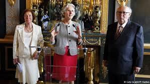 Casal Beate e Serge Klarsfeld recebe a mais alta condecoração da Alemanha