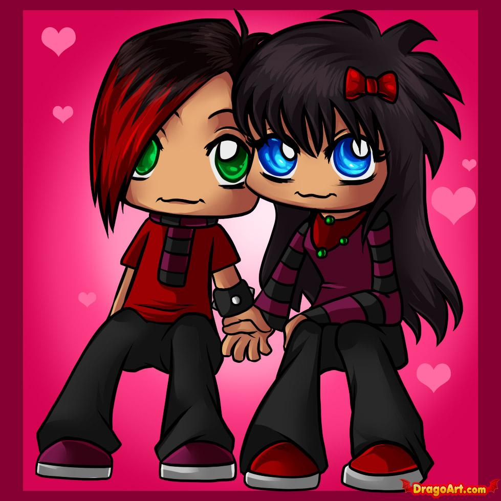 cute emo comics submited images