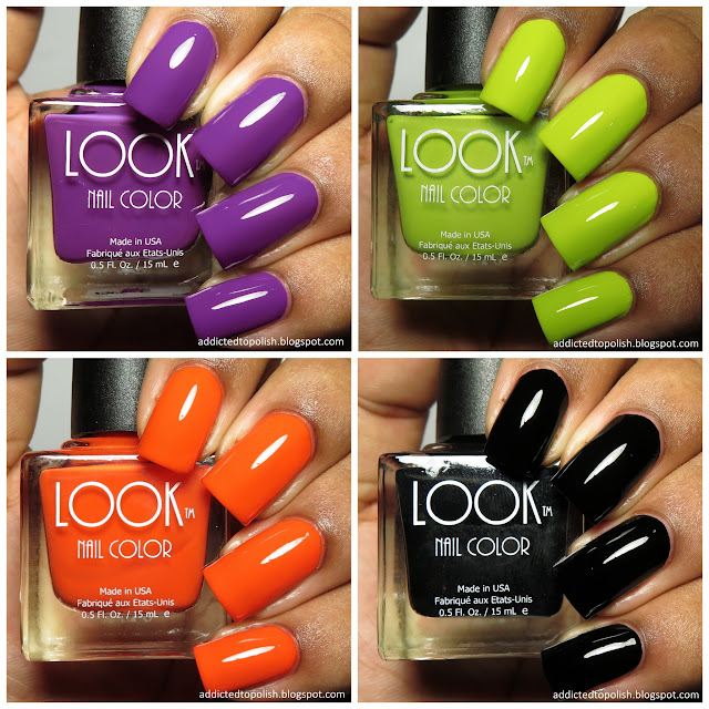 look nail color fall 2015