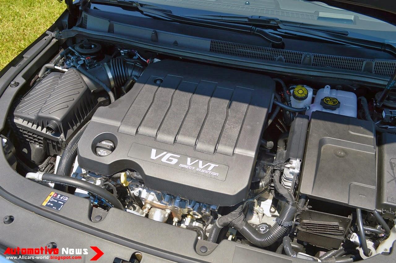 Buick LaCrosse: Hood