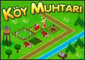 Köy Muhtarı Oyunu