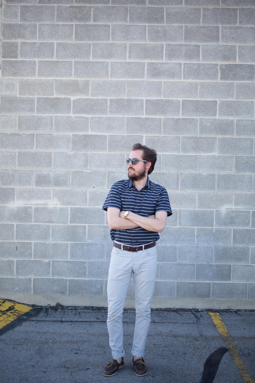 Mens Style Blog OOTD