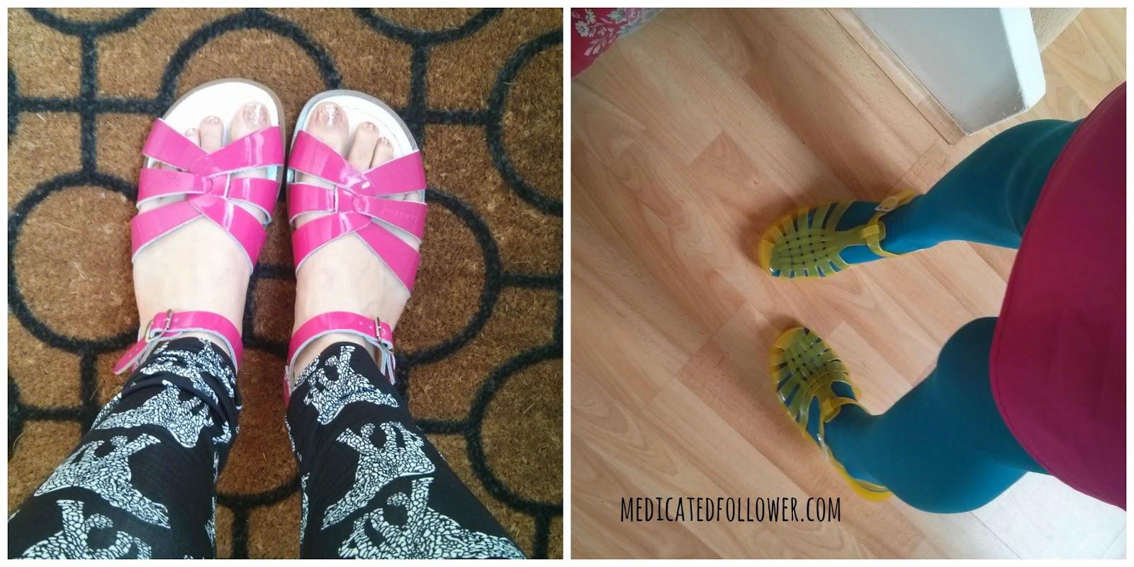 Sunsan Saltwater Sandals Sunjellies