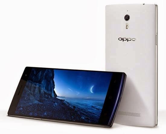 Harga Oppo Find 7 QHD