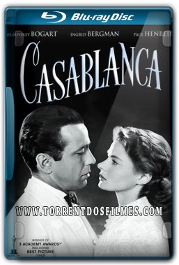 Casablanca (1942) Torrent - Dublado BluRay 720p