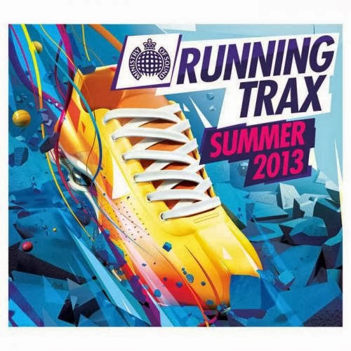 capa Ministry of Sound: Running Trax Summer – 2013