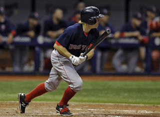 Mookie And Brock Deliver 10th-Inning Sox Win