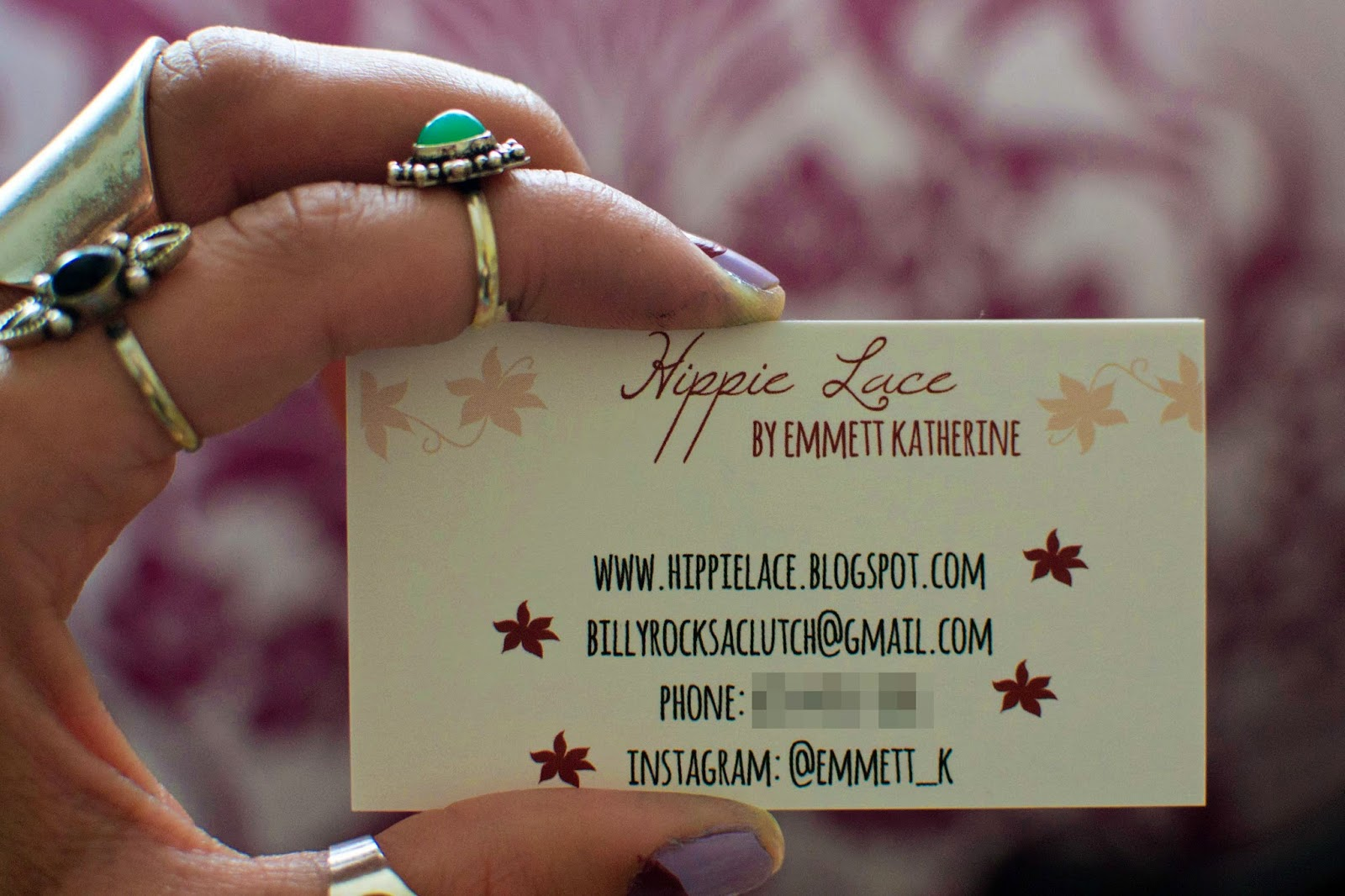 Beautiful Name On Business Card Gallery - Business Card Ideas ...