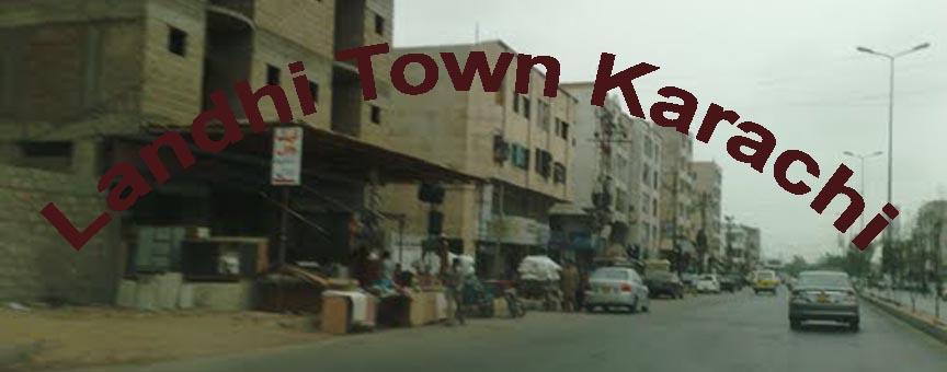 Landhi Town, Karachi