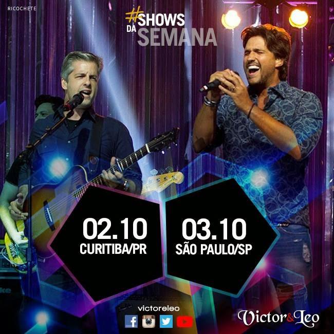 #ShowsDaSemana