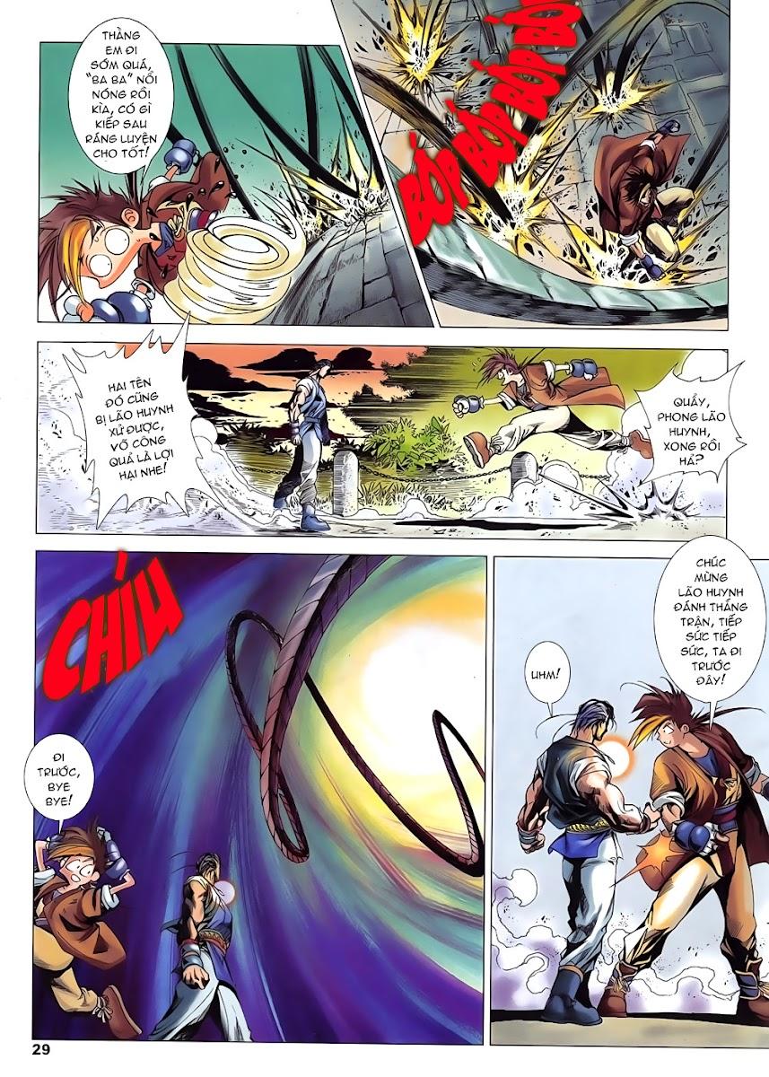 Lục Đạo Thiên Thư chap 11 - Trang 27