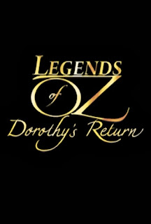 Legends of Oz: Dorothy's Return (2014) Bioskop