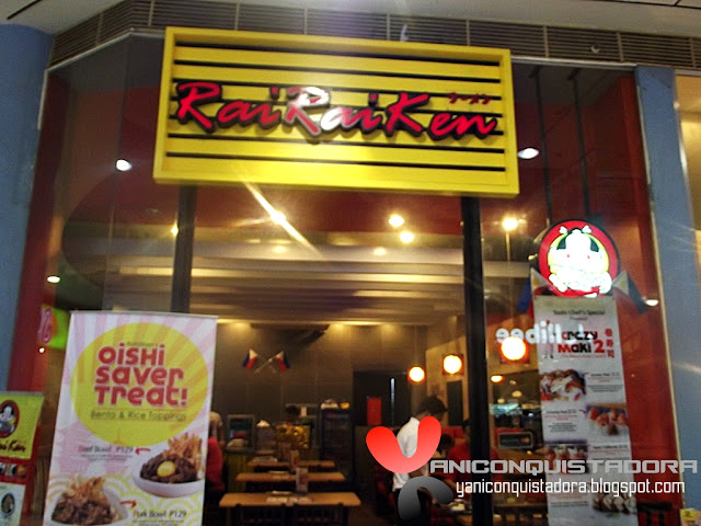 Rai Rai Ken in SM City Bicutan
