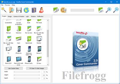 Insofta Cover Commander Multilingual Full