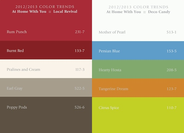 Reth   2013 Color Trend