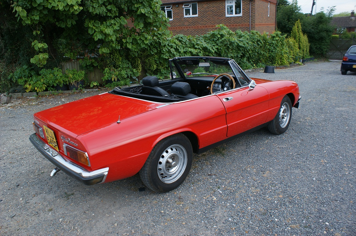 Used 1991 Alfa Romeo Spider For Sale  CarGurus