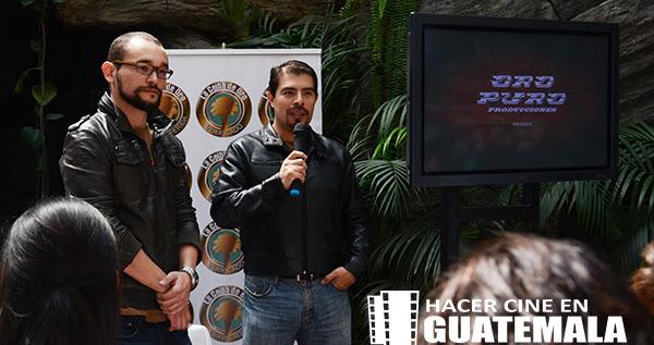 """Carazamba"" a la pantalla grande / película guatemalteca"