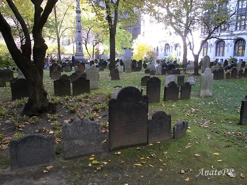 Cementerio de Trinity Church