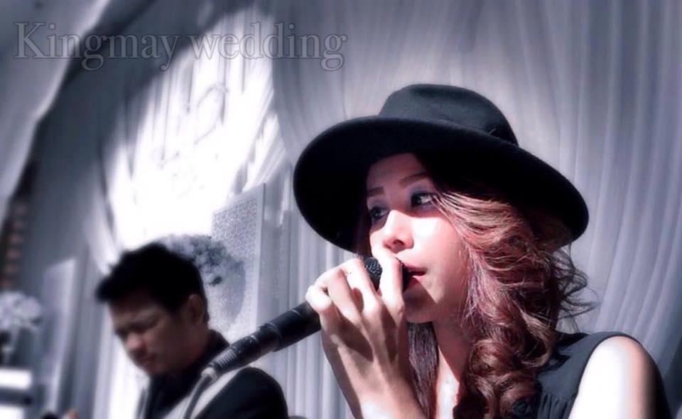 วงดนตรี kingmay wedding