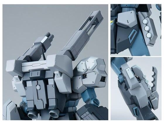 gundam model kit master grade jesta cannon