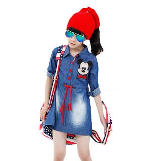 Contoh Baju Anak Perempuan Umur 9 Tahun