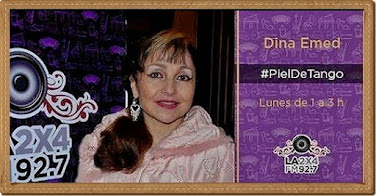 Piel de Tango - FM La 2x4 (Buenos Aires)