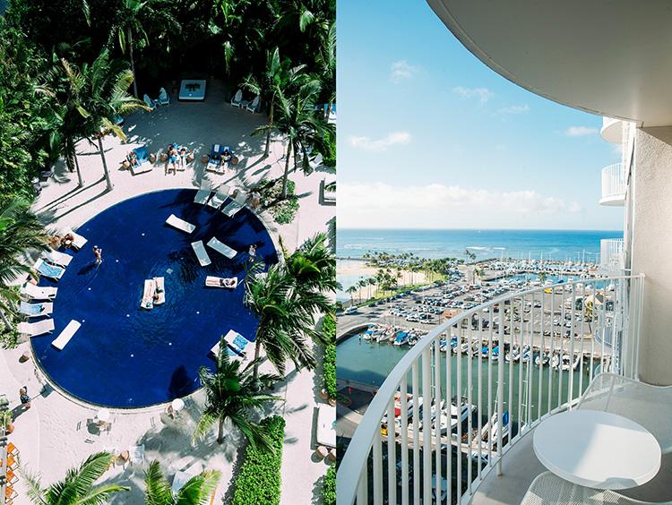 Waikiki Hotel_Hawaii