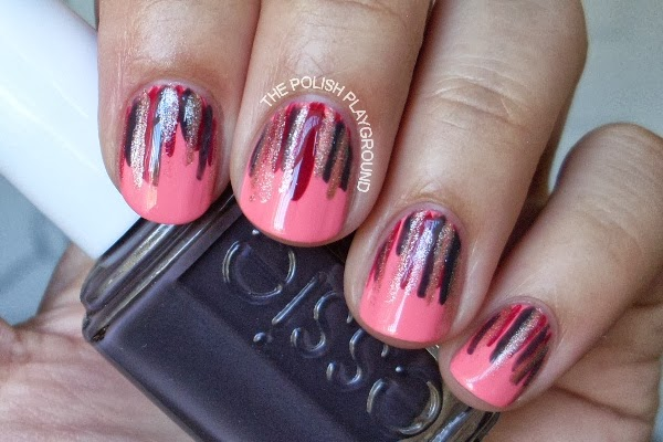 Waterfall Nails