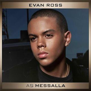 Evan Ross cast as Messalla in Mockingjay