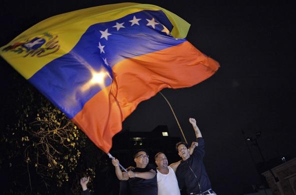 Elecciones 2015, bandera