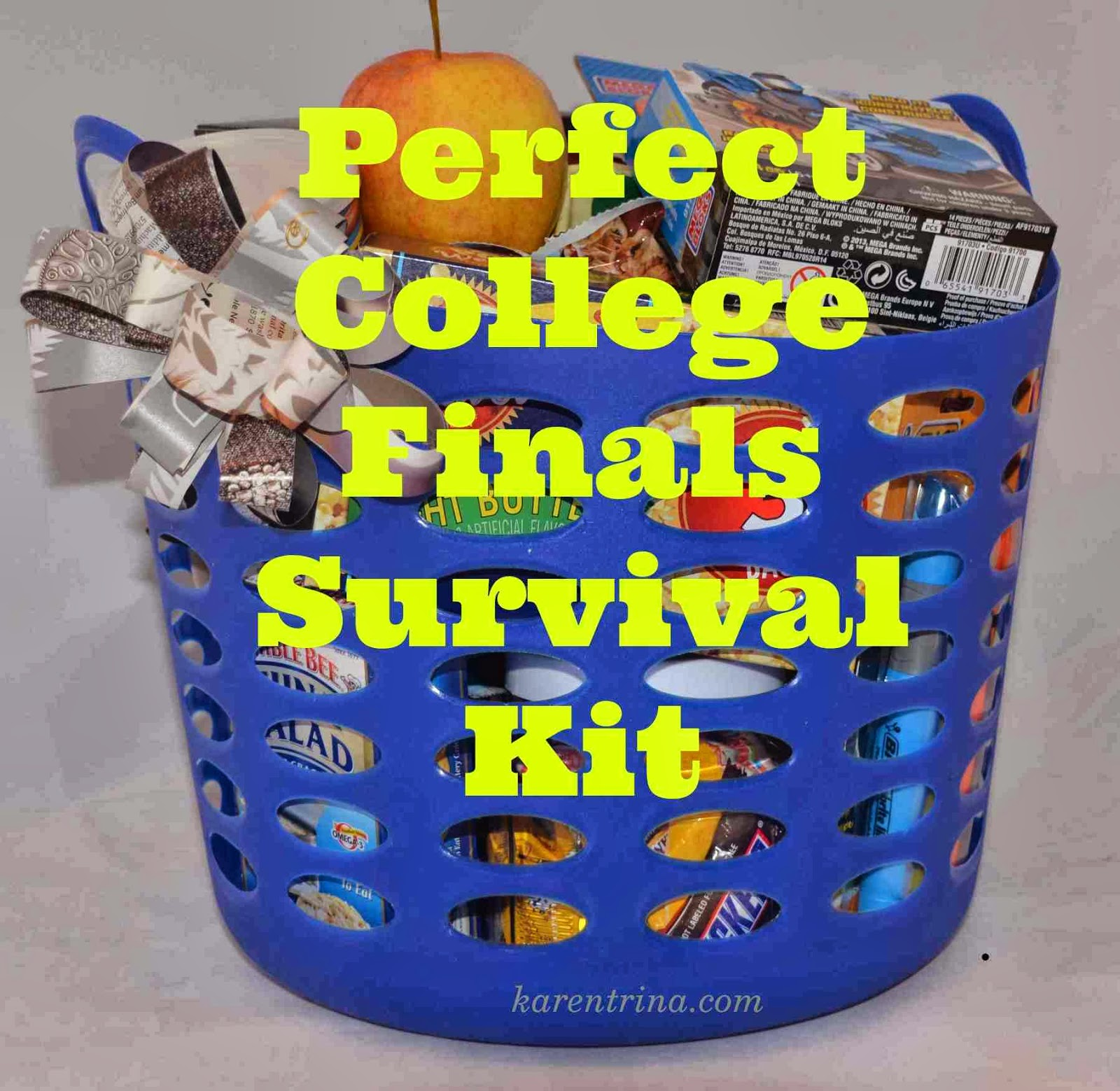 Pics photos funny college survival kit ideas - Create The Perfect College Finals Survival Kit