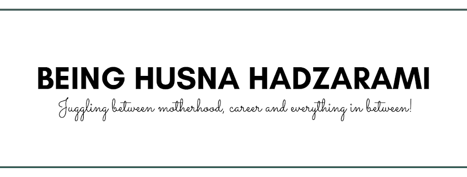 Being Husna Hadzarami