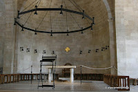 Israel Travel Guide - Christian Holy Places: Tabgha, The Church of the Multiplication of the Loaves and Fishes