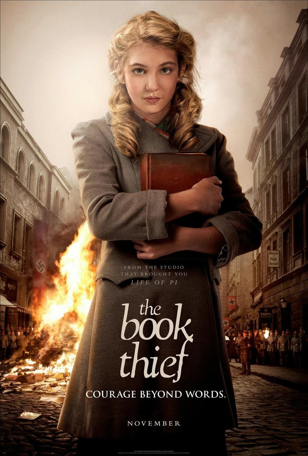 The Book Thief (La ladrona de libros) (2013)