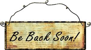 Hey Guys! Short break, but we'll be back soon!