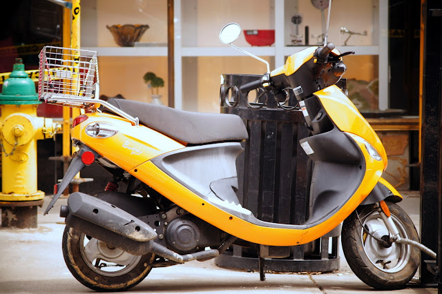 moped free picture