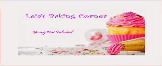 Leia's Baking Corner