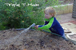 Making A Vegetable Garden With Kids