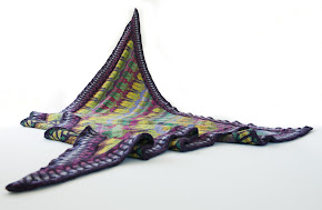 Christel Seyfarth shawl - tips