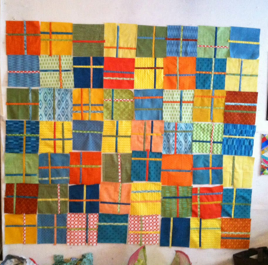 Color My World Wip Wednesday Quilts For My Big Boys