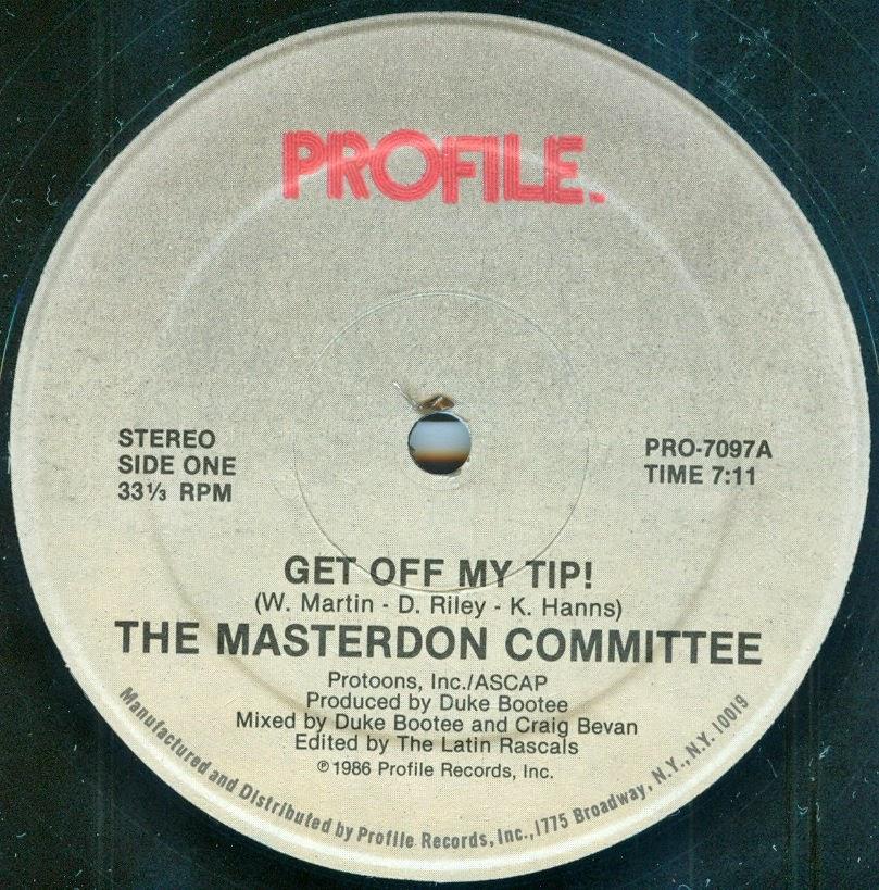 B Master J - Get Hip To This