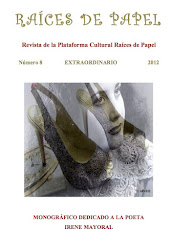 "Descarga Revista "" Raíces de Papel"" nº 8  (abril 2012)"