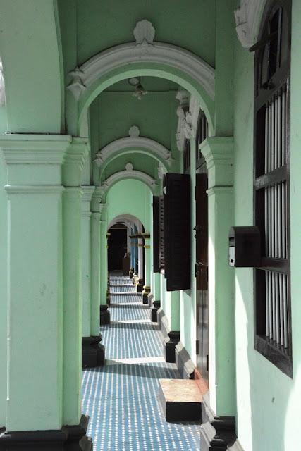 Phuket Town corridor