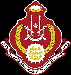 majlis agama islam kelantan maik logo vector free